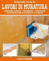 Lavori di Muratura - Librerie.coop