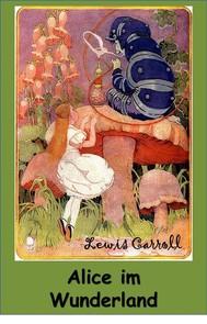 Alice im Wunderland - copertina