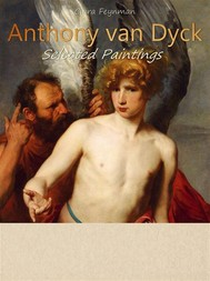 Anthony van Dyck:  Selected Paintings (Colour Plates) - copertina