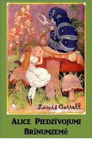Alice Piedzīvojumi Brīnumzemē - copertina