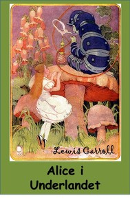 Alice i Underlandet - copertina