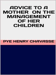 Advice to a mother on the management of her children - copertina