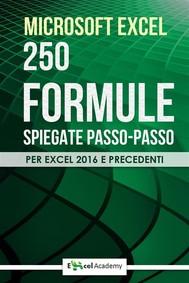250 formule spiegate passo-passo - copertina