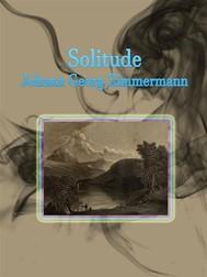 Solitude - copertina