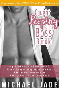 Caught Peeping by the Boss Bundle - Librerie.coop
