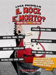 Il Rock è morto? - copertina