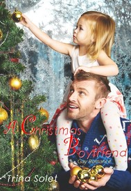 A Christmas Boyfriend: Gay Romance - copertina