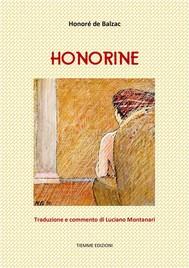 Honorine - copertina