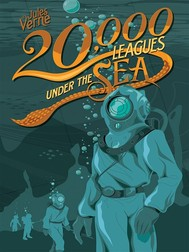 20,000 Leagues Under the Sea - copertina