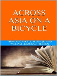 Across Asia on a Bicycle - copertina