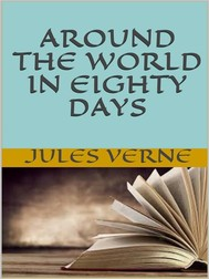 Around the world in eighty days - copertina