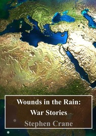 Wounds in the Rain: War Stories - copertina