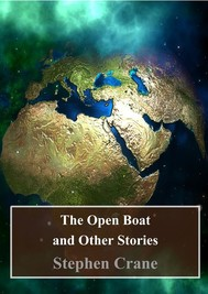 The Open Boat and Other Stories - copertina