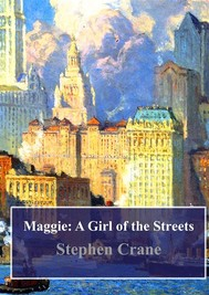 Maggie: A Girl of the Streets - copertina