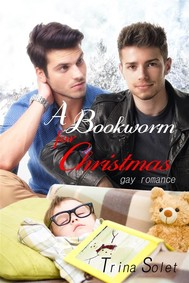 A Bookworm for Christmas: Gay Romance - copertina