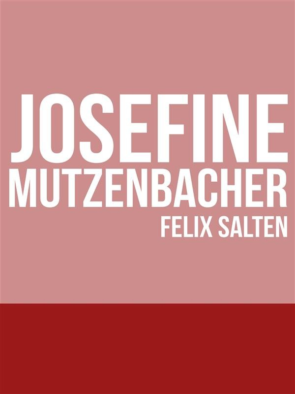 JOSEFINE MUTZENBACHER LIBRO EBOOK DOWNLOAD