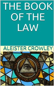 The book of the Law - copertina