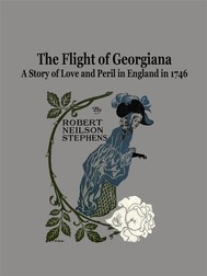 The Flight of Georgiana - copertina