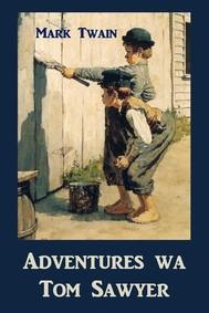 Adventures wa Tom Sawyer - copertina