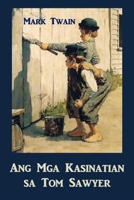 Ang Mga Kasinatian sa Tom Sawyer - copertina