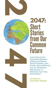 2047 Short Stories from Our Common Future - copertina