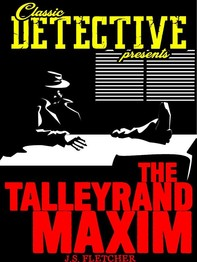 The Talleyrand Maxim - Librerie.coop