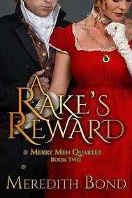 A Rake's Reward - copertina
