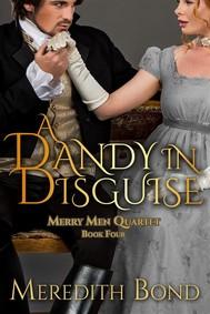 A Dandy in Disguise - copertina