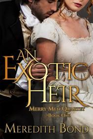 An Exotic Heir - copertina