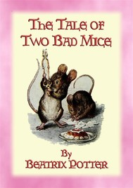 THE TALE OF TWO BAD MICE - The Tales of Peter Rabbit & Friends Book 05 - copertina