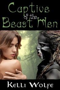 Captive of the Beast Men (Slaves of the Beast Men) - Librerie.coop