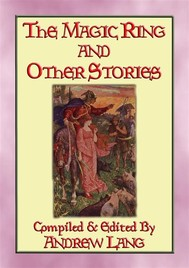 THE MAGIC RING AND OTHER STORIES - 14 Illustrated Fairy Tales - copertina
