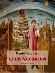 La divina comedia - copertina