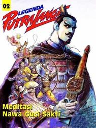 Legenda Putra Langit Vol 2 Meditasi Nawa Guci Sakti - copertina