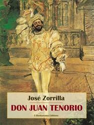 Don Juan Tenorio - copertina