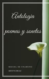 Antologia poemas y sonetos - copertina
