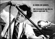 Al Cinema con Alberto - copertina