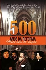 500 anos da Reforma Protestante - copertina