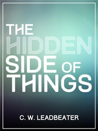 The Hidden Side Of Things - Librerie.coop