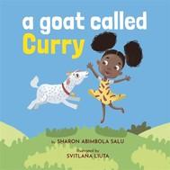 A Goat Called Curry - copertina