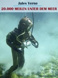 20000 Meilen unter'm Meer - copertina