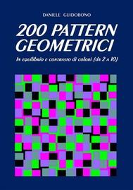 200 Pattern Geometrici - copertina