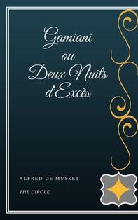 Gamiani ou Deux Nuits d'Excès - Librerie.coop