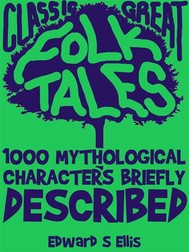 1000 Mythological Characters Briefly Described - copertina