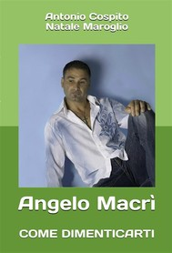 Angelo Macrì - copertina