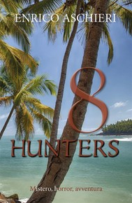 8 Hunters - copertina