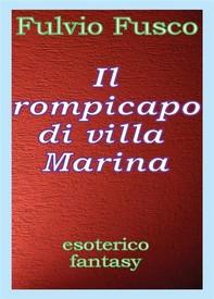 Il rompicapo di villa Marina - Librerie.coop