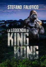 La leggenda di King Kong - copertina