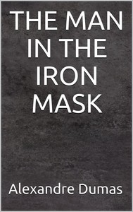 The man in the iron mask - copertina
