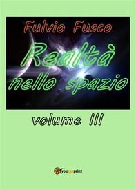 Realtà nello spazio. Volume 3 - Librerie.coop
